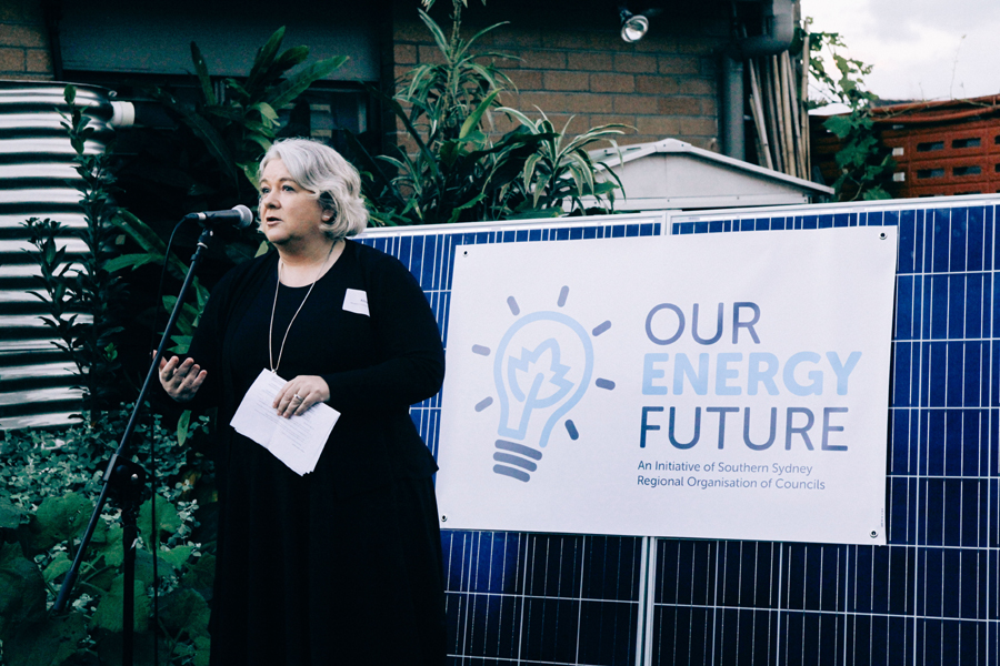 Our Energy Future Launch a Sunny Success